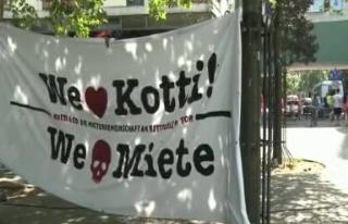 Die vierte Kotti-Demo