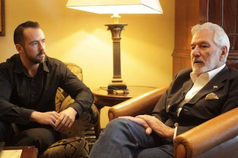 Samuel Santos im Gespräch mit Harald Neuber