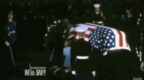 50. Jahrestag der Ermordung Präsident Kennedys