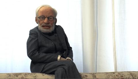 Sigmund Freud behandelt den Präsidenten