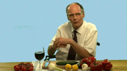 """Reiner Kröhnert: """"Tsipras am Spieß"""" - Schäubles Abkoch-Rezepte"""