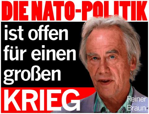 NATO Gegengipfel