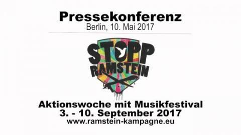 "Kampagne ""Stopp Air Base Ramstein - Keinen Drohnenkrieg!"""