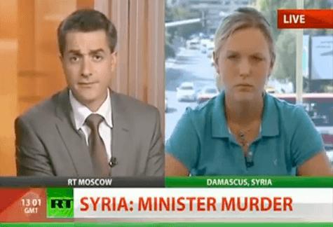 Verheerender Anschlag in Damaskus