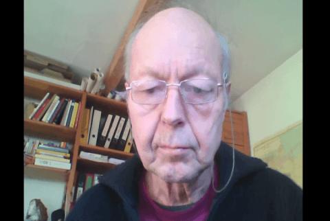 Kai Ehlers im Gespräch mit weltnetz.tv