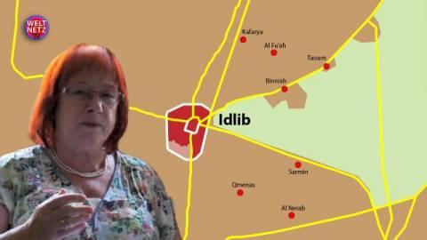 Schlacht um Idlib I