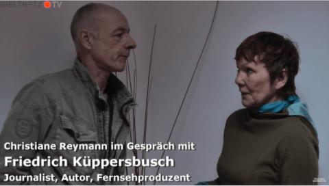 Christiane Reymann im Gespräch mit Friedrich Küppersbusch