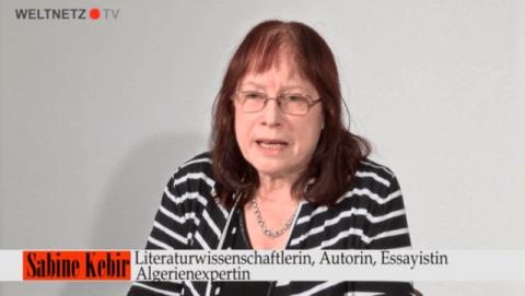 Sabine Kebir mit einem Kommentar zu der Silvesternacht in Köln