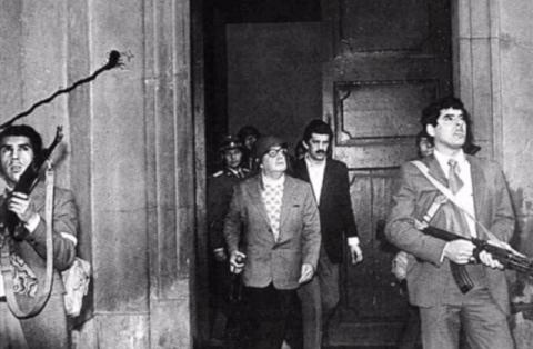 Tag des faschistischen Putsches in Chile