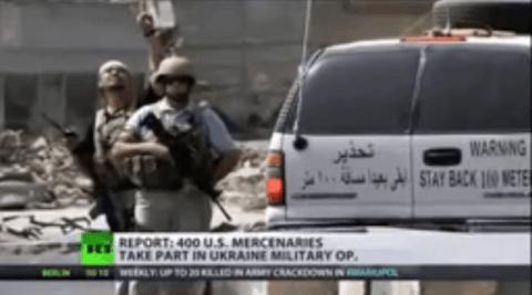 400 US-Söldner in der Ukraine