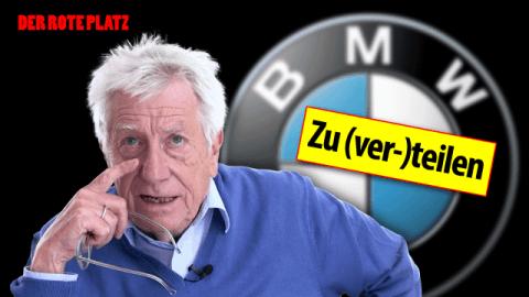 Der Rote Platz #45 mit Wolfgang Gehrcke