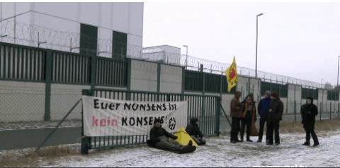 Gorleben 365: Der Schwarzbau geht weiter