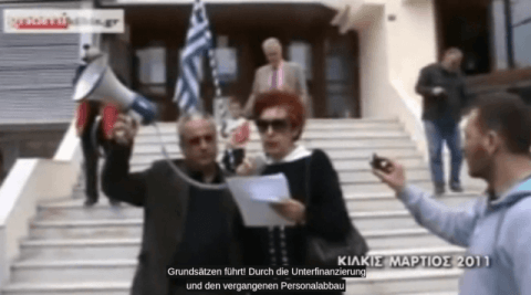 Griechenland: Gesundheit in der Krise