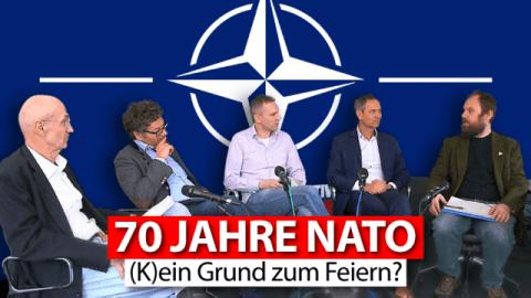 Gesprächsrunde zu 70 Jahre NATO
