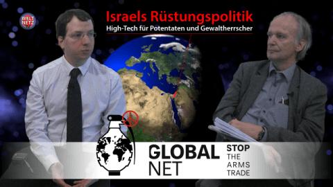 Israels Rüstungspolitik - High-Tech für Potentaten und Gewaltherrscher
