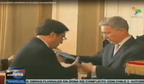 Kolumbien: Ex-Vizepräsident hatte Kontakt zu Paramilitärs