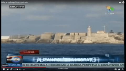 Kuba vereinfacht Reisegesetze