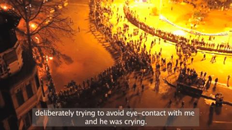 Worte der Frauen der Ägyptischen Revolution