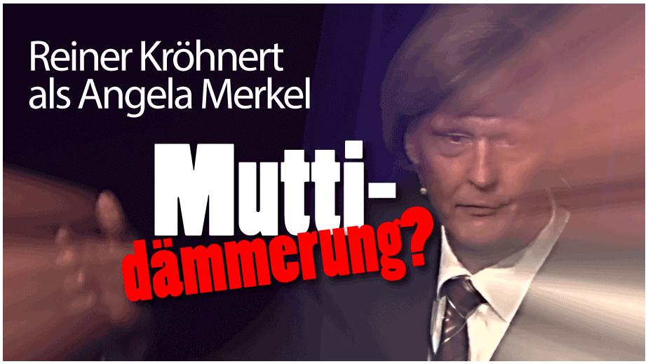 Reiner Kröhnert: Muttidämmerung