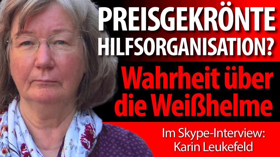 Karin Leukefeld Skype