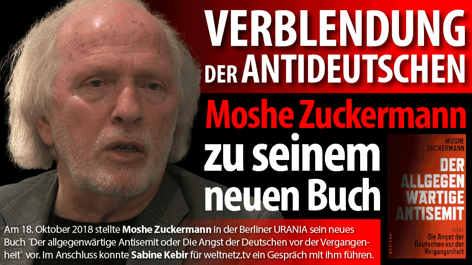 Moshe Zuckermann: Antisemitismus als Ideologie