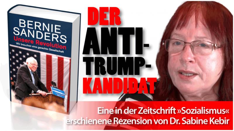 Sabine Kebir Bernie Sanders