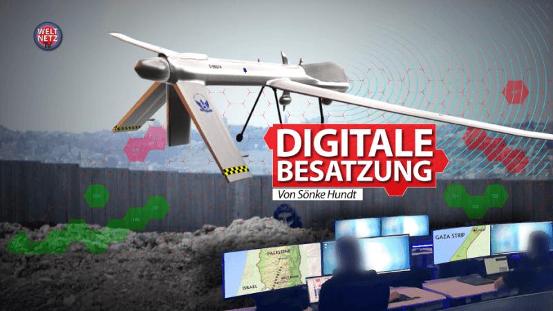 In Israel werden Techniken der Cybersicherheit zur Überwachung der Palästinenser umfassend angewandt.