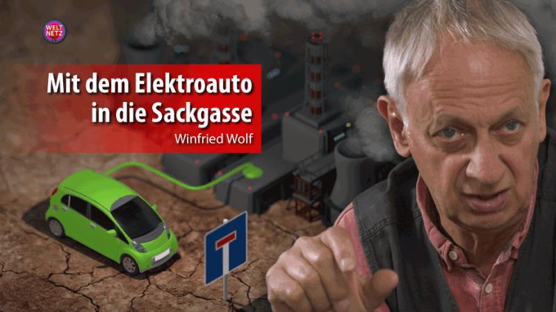 Im Gespräch mit Sabine Kebir erklärt Winfried Wolf, warum das Elektroauto den Klimawandel nicht bremst, sondern beschleunigt.
