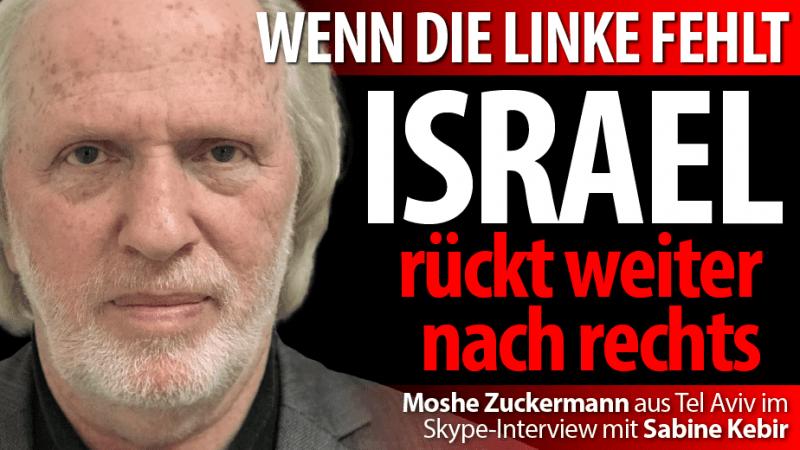 Moshe Zuckermann über die Wahl in Israel - eine besondere Analyse