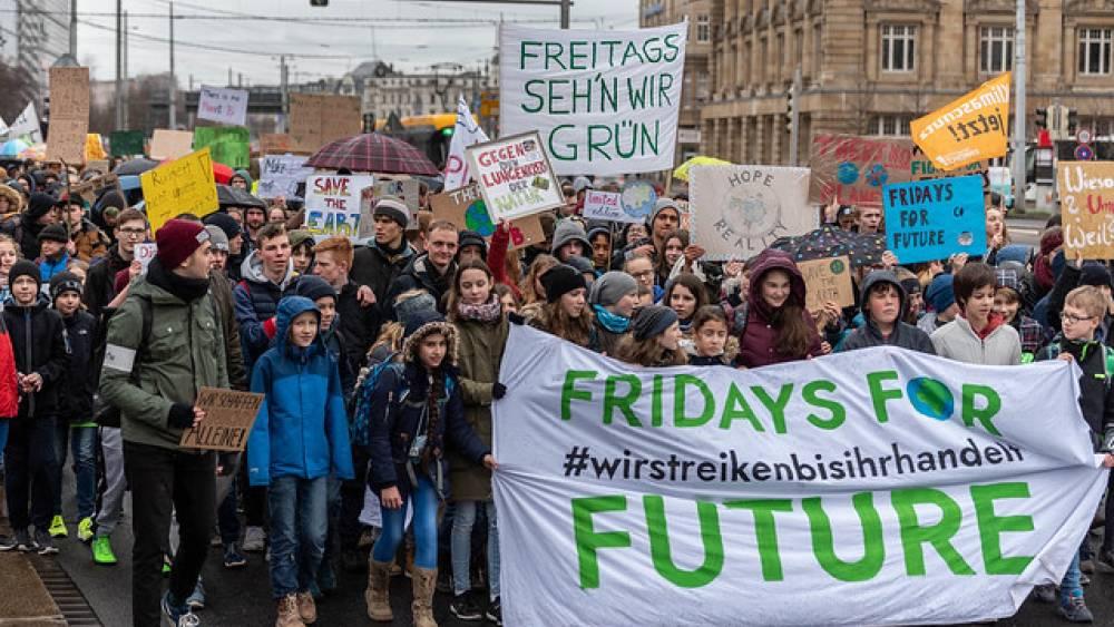 Friedens- und Umweltbewegung: Schritte zur Zusammenarbeit