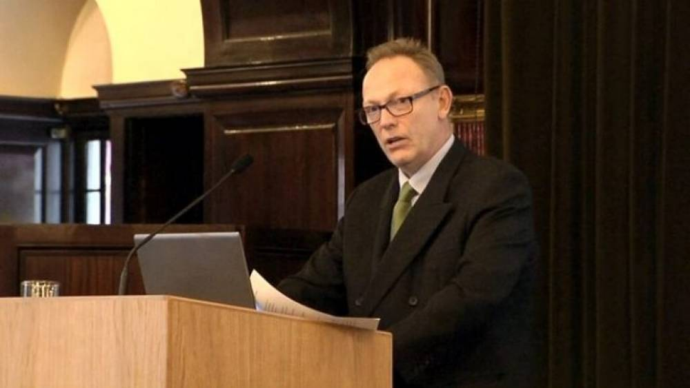 Ben Emmerson, Rechtsanwalt von Junqueras, Sànchez und Cuixart.