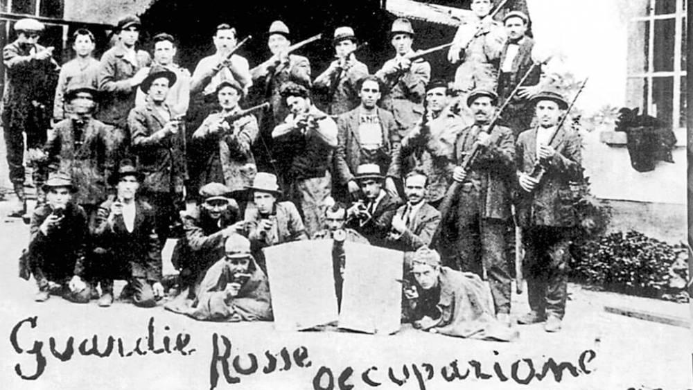 Antonio Gramsci und die Turiner Rätebewegung