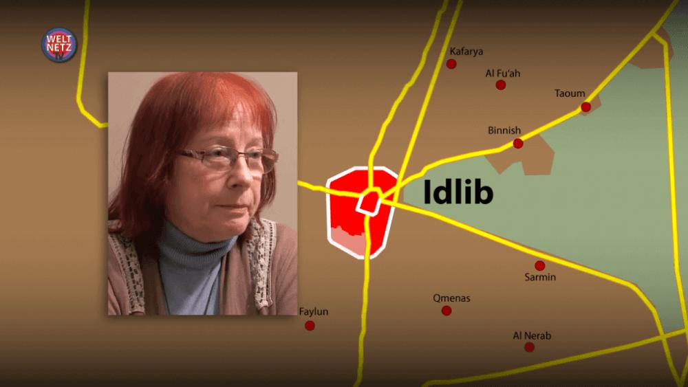Humanitäre Katastrophe in Idlib?