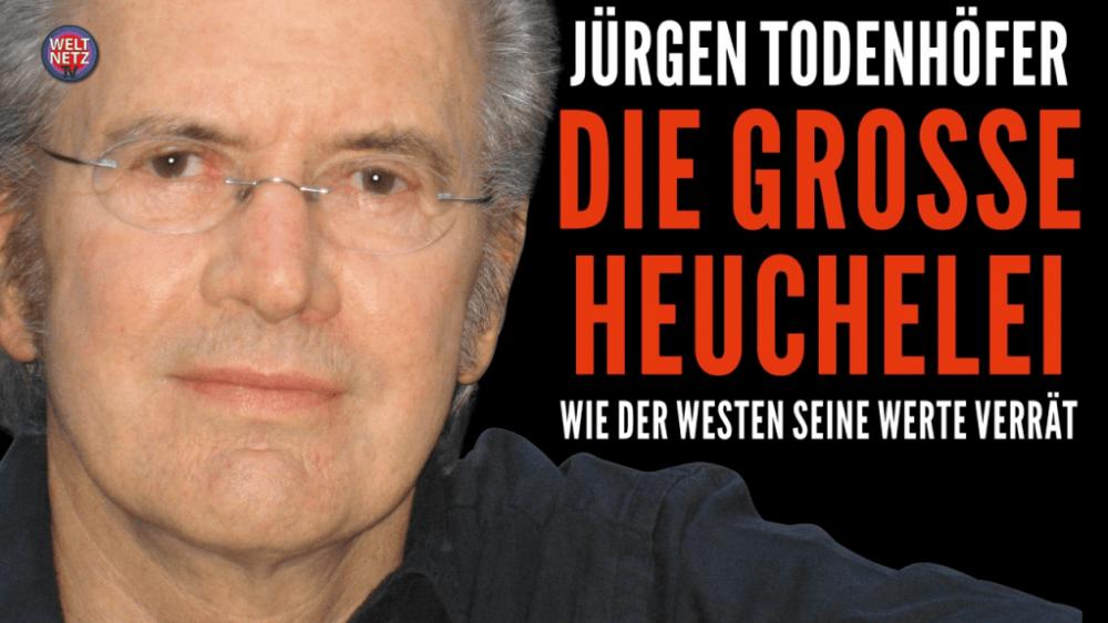 Jürgen Todenhöfer über das Absinken medialer Hemmschwellen in punkto Krieg - eine Rezension von Sabine Kebir