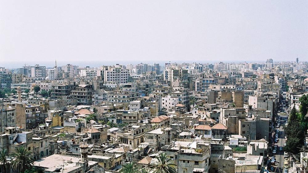 Stellungskrieg vor Tripolis