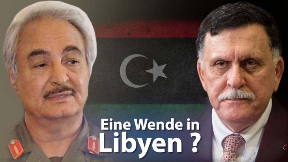 Eine Wende in Libyen?