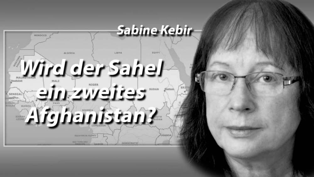 Ist der Sahel ein zweites Afghanistan?